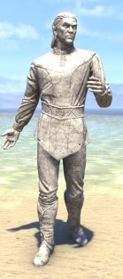 High Elf Statue, Orator