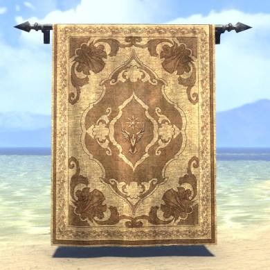High Elf Tapestry, Alinor Dawn