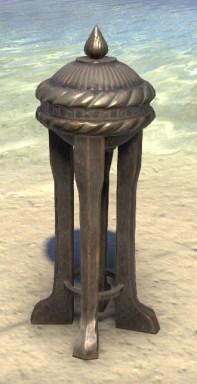 High Elf Urn, Bronze