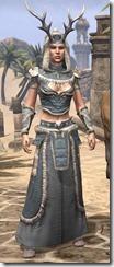 Huntsman Homespun - Female Robe Front
