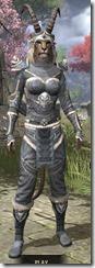Huntsman Rawhide - Khajiit Female Front