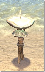 Mukmire Sconce, Shell 1