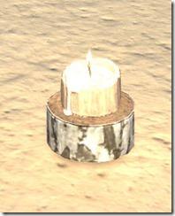 Murkmire Candle, Bone Squat 1