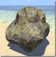 Rock, Mossy Marsh 1
