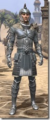 Silver Dawn Iron - Male Front