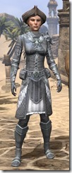 Silver Dawn Rawhide - Female Front