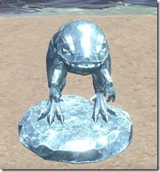 Guar Ice Sculpture 1