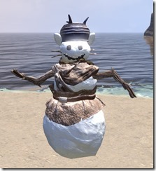 New Life Snowmetal, Khajiit 1