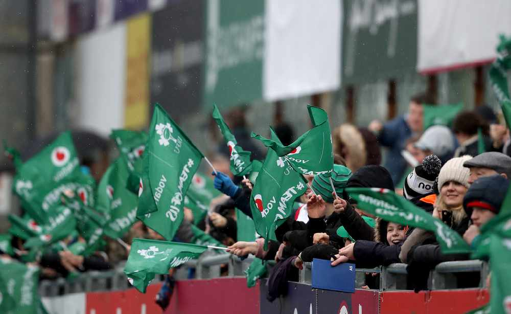France V Ireland postponed in Paris amid Coronavirus fears - Q Radio