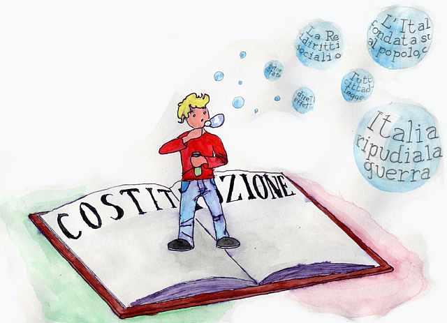Lezioni sulla Costituzione Italiana