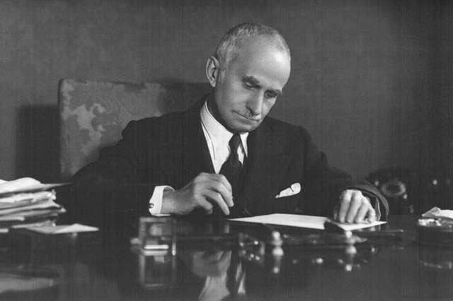Luigi Einaudi sul deliberare