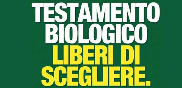 Testo del Progetto di Legge sul Testamento biologico