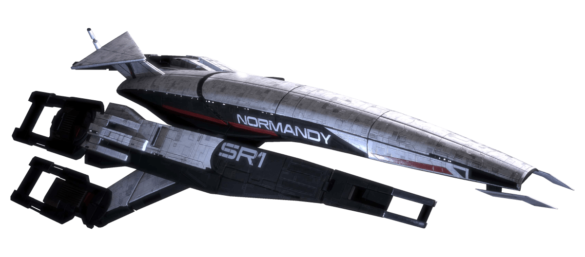 Normandy SR1 (Mass Efffect)