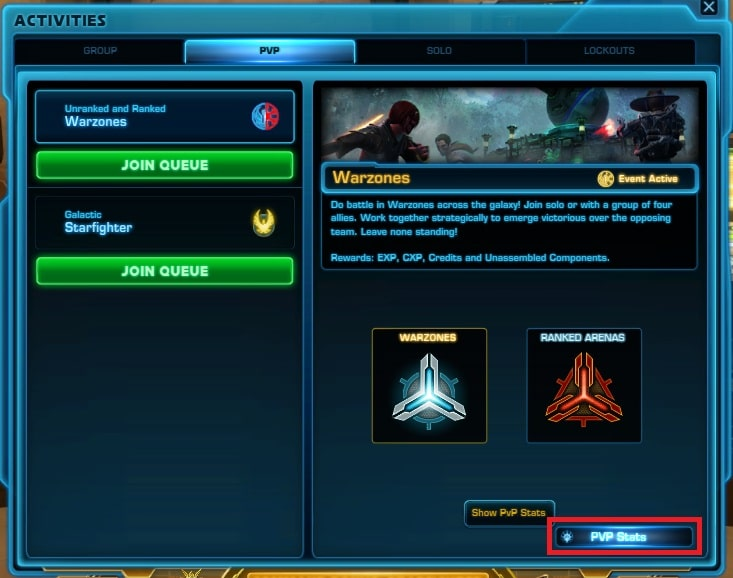 SWTOR Introductory PvP Guide – MMO Bits