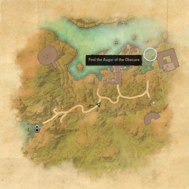 Psijic Order Skill Line Quest and Time Breach Location Guide