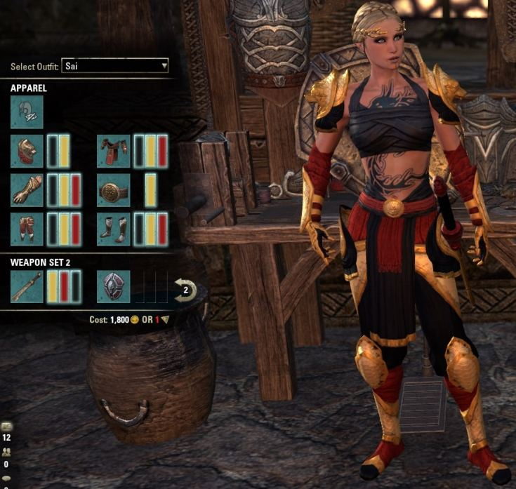 New Outfit Styles and Crafting Motif Coming in Update 21 and