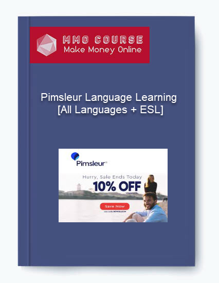 Pimsleur Language Learning [All Languages + ESL] Pimsleur Language Learning [All Languages + ESL] Pimsleur Language Learning All Languages ESL