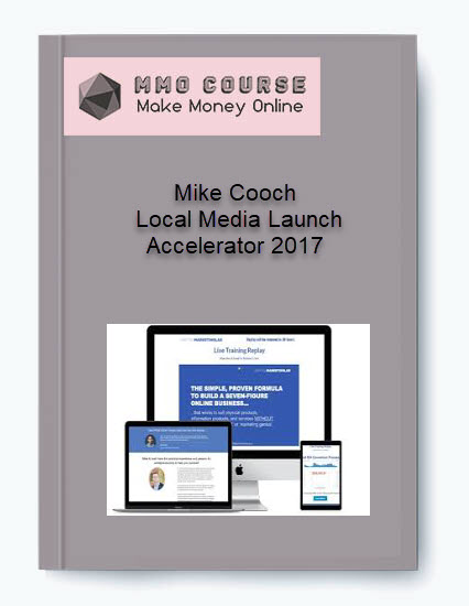 mike cooch – local media launch accelerator 2017 Mike Cooch – Local Media Launch Accelerator 2017 [ Free Download ] Mike Cooch     Local Media Launch Accelerator 2017