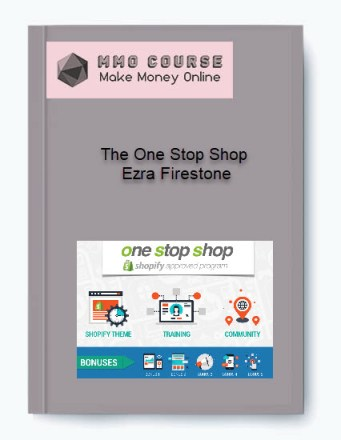 the one stop shop – ezra firestone - The One Stop Shop     Ezra Firestone - The One Stop Shop – Ezra Firestone [Free Download]