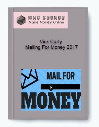 vick carty – mailing for money 2017 - Vick Carty     Mailing For Money 2017 - Vick Carty – Mailing For Money 2017 [Free Download]