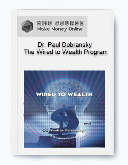 dr. paul dobransky – the wired to wealth program Dr. Paul Dobransky – The Wired to Wealth Program [Free Download] Dr