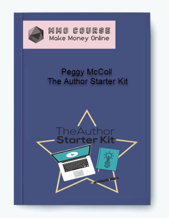 peggy mccoll – the author starter kit - Peggy McColl     The Author Starter Kit 1 - Peggy McColl – The Author Starter Kit [Free Download]