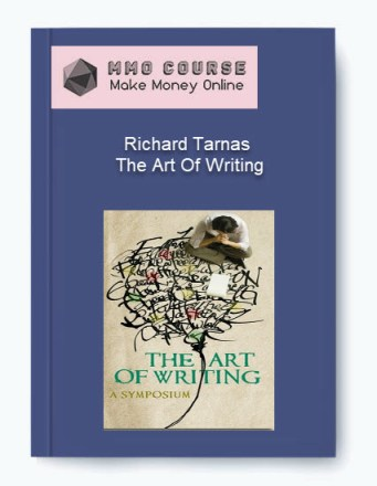 richard tarnas – the art of writing - Richard Tarnas     The Art Of Writing - Richard Tarnas – The Art Of Writing [Free Download]