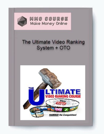 the ultimate video ranking system + oto - The Ultimate Video Ranking System OTO - The Ultimate Video Ranking System + OTO [Free Download]