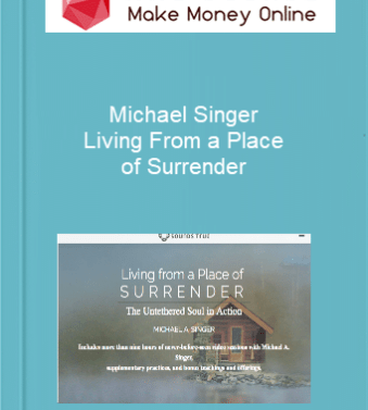 [object object] Home Michael Singer     Living From a Place of Surrender