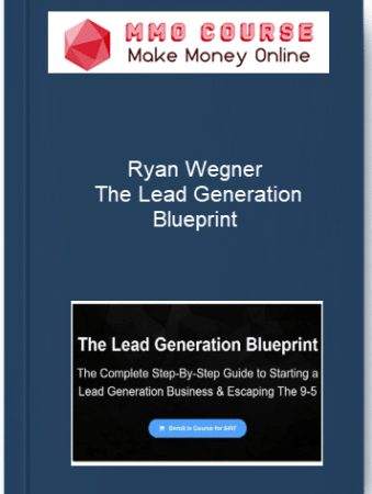 [object object] Home Ryan Wegner The Lead Generation Blueprint