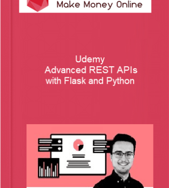 [object object] Home Udemy     Advanced REST APIs with Flask and Python