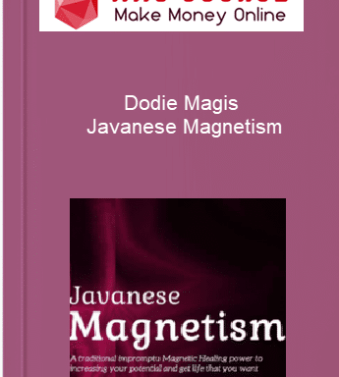 [object object] Home Dodie Magis     Javanese Magnetism