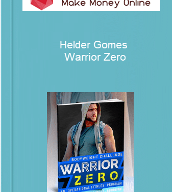 [object object] Home Helder Gomes Warrior Zero
