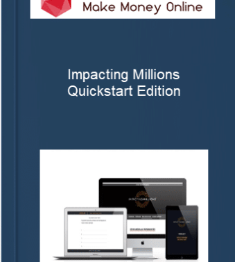 [object object] Home Impacting Millions Quickstart Edition