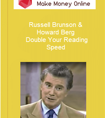 [object object] Home Russell Brunson Howard Berg Double Your Reading Speed