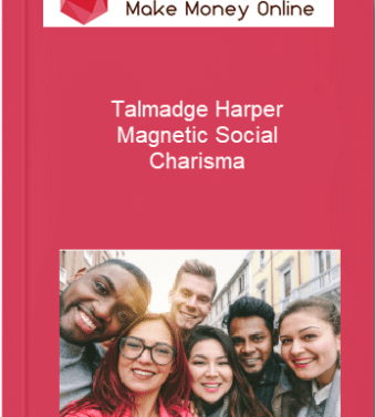 [object object] Home Talmadge Harper Magnetic Social Charisma