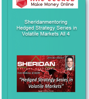 [object object] Home Sheridanmentoring Hedged Strategy Series in Volatile Markets All 4