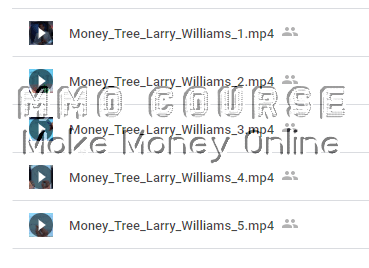 [group buy] larry williams –the money tree course - Larry Williams The Money Tree Course - [Group Buy] Larry Williams –The Money Tree Course