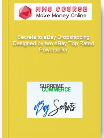 [object object] Home Secrets to eBay Dropshipping Designed by two eBay Top Rated Powerseller
