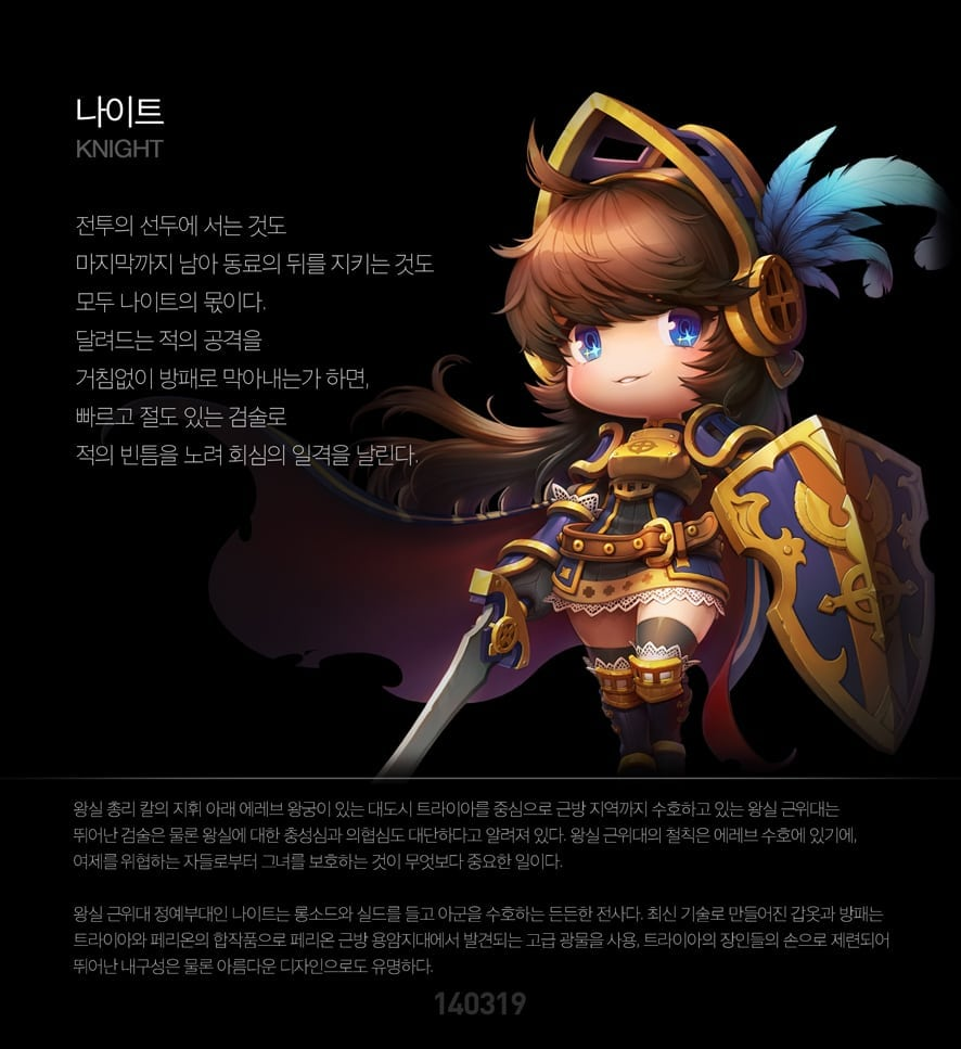 MapleStory 2  First 2 playable classes confirmed by