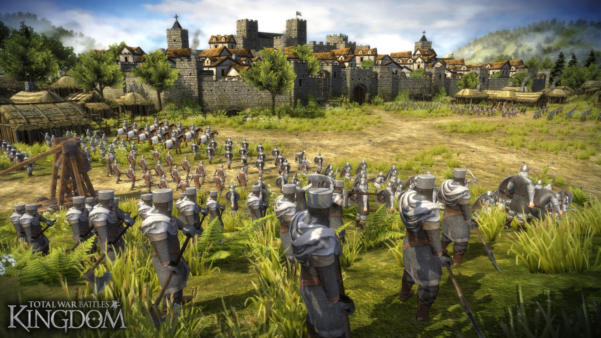 Total War Battles Kingdom New Cross Platform Mmo
