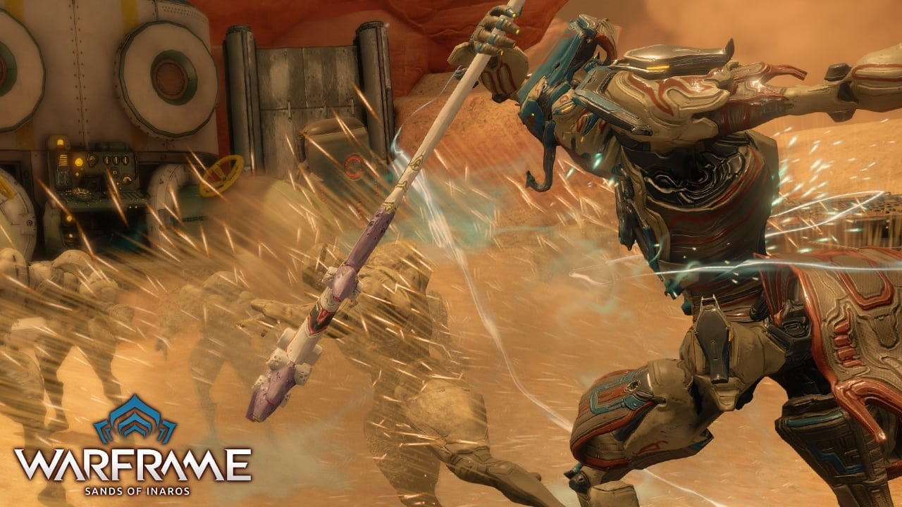 Warframe Sands Of Inaros Update Arrives With New Warframe And More MMO Culture