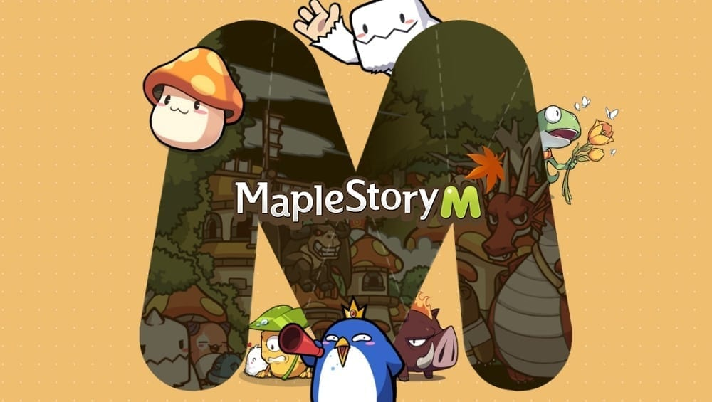 MapleStory M  Closed Beta 2 announced for new mobile RPG