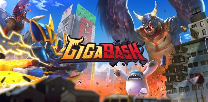 GigaBash - Kaiju-inspired arena brawler by Malaysian studio spotted at  Tokyo Game Show - MMO Culture
