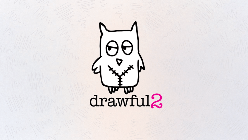 Drawful 2 - Logo