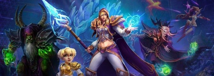 Heroes Of The Storm Mage Wars