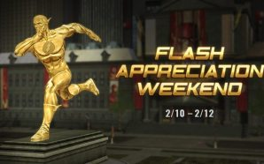 DC Universe Online to Celebrate Flash Appreciation Weekend