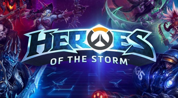 Heroes Of The Storm Overwatch