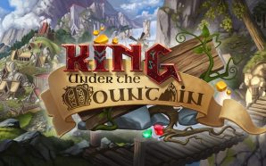King Under The Mountain Debuts On Kickstarter