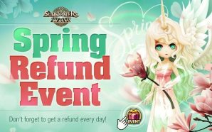 Summoners War: Spring Refund Event